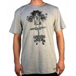 ELYTS Owl T-Shirt - Grey
