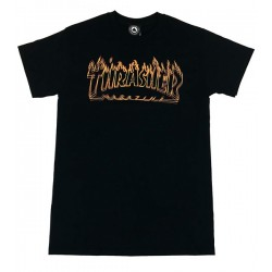 THRASHER Richter Tee-shirt - Black