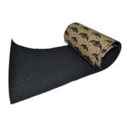 JESSUP Grip Plaque Noire - Griptape Skateboard