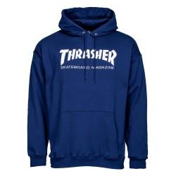 THRASHER Hoody Skate Mag Navy - Sweat A Capuche Thrasher