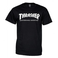 THRASHER Skate Mag Tee-shirt - Black