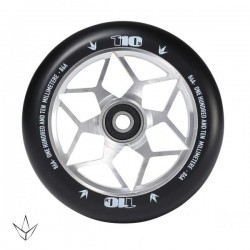 BLUNT Scooter Diamond 110mm Wheels Silver - Roues Trottinette Freestyle