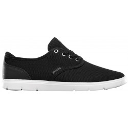 EMERICA Wino Cruiser LT Shoes Black / White / Black - Chaussures Adulte
