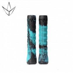 BLUNT Scooter Hand Grip V2 Teal / Black - Poignées Trottinette Freestyle