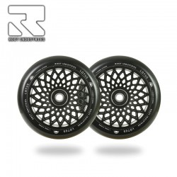 ROOT INDUSTRIES Lotus 110mm x 30 mm Wheel Black - Roue Trottinette Freestyle