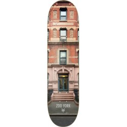 "ZOO YORK Streets Of NY The Hampton 8.375"" Deck Skateboard - Plateau de Skate Professionnel"