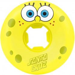 SANTA CRUZ Wheels Sponge Bob Slime Ball 53mm - Roues Skateboard