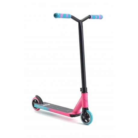 BLUNT Scooter One S3 Black / Pink - Trottinette Freestyle Complète