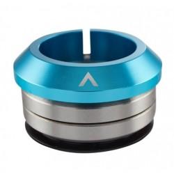 ABOVE Pixie Headset Intégré Bleu - Jeu de Direction Trottinette Freestyle ( JDD )