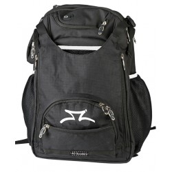AO Scooter Transit Backpack Black/White - Sac à Dos Trottinette Freestyle