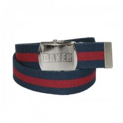 BAKER Brand Logo Web Belt Black - Ceinture Réglable