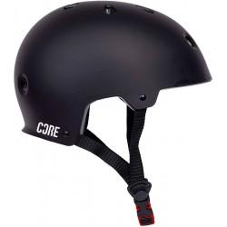 CORE Basic Helmet Black  - Casque de Protection XS/S