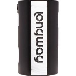 LONGWAY Quattro SCS Clamp Noir - Collier de Serrage Trottinette Freestyle