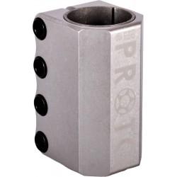 PROTO OS SCS Clamp Silver - Collier de Serrage Trottinette Freestyle