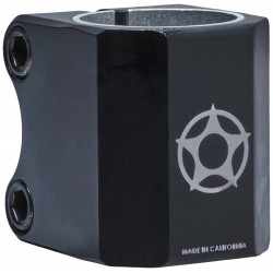 PROTO Half Knuckle V2 Clamp Black - Collier de Serrage Trottinette Freestyle