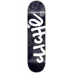 CLICHE Handwritten RHM Black 8.0 Deck Skateboard - Plateau de Skate Professionnel