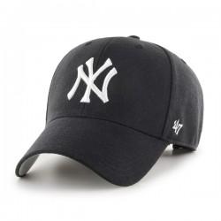 47 Cap MLB New York Yankees MVP Black - Casquette 47