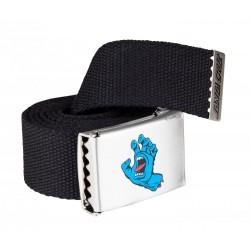 SANTA CRUZ Screaming Mini Hand Belt Black - Ceinture Réglable