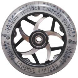 STRIKER Essence V3 Clear 110mm Wheels Black - Roues Trottinette Freestyle