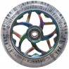 STRIKER Essence V3 Clear 110mm Wheels Rainbow - Roues Trottinette Freestyle