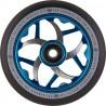 STRIKER Essence V3 Black 110mm Wheels Blue - Roues Trottinette Freestyle