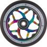 STRIKER Essence V3 Black 110mm Wheels Rainbow - Roues Trottinette Freestyle