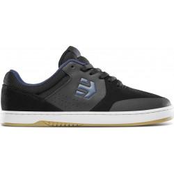 ETNIES Marana Shoes Black / Blue - Chaussures Adulte