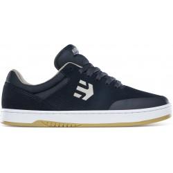 ETNIES Marana Shoes Navy / Tan - Chaussures Adulte