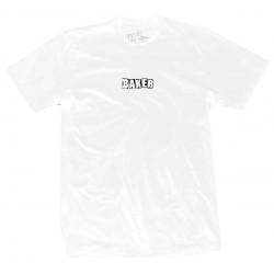 BAKER Brand Logo Tee-shirt - White