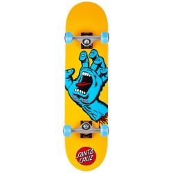 "SANTA CRUZ Skateboard Screaming Hand 7.8"" - Planche de Skate Professionnelle Complète"