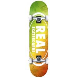 REAL Skateboard Island Ovals MD 7.75 - Planche de Skate Professionnelle Complète