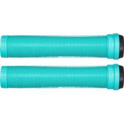 ODI Longneck SLX Soft Grips Mint - Poignées Trottinette Freestyle