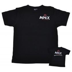 APEX Pro Scooter Classic Tee-shirt - Black