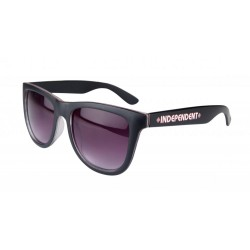 INDEPENDENT Bar / Cross Sunglasses Black - Lunettes de Soleil