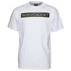 INDEPENDENT BC Ribbon Tee-shirt - White