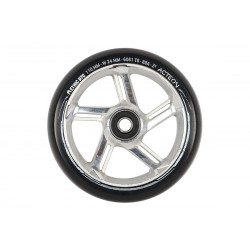 ETHIC DTC Acteon 110mm Wheels Chrome - Roues Trottinette Freestyle