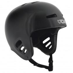 TSG Helmet Dawn Solid Black  - Casque de Protection S/M