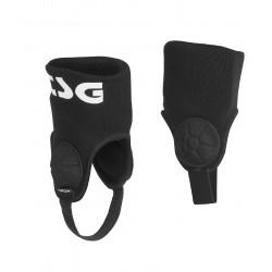 TSG Ankle Guard Single Cam Black - Protège-Malléole L/XL