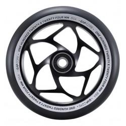 BLUNT Scooter Gap Core 120mm Wheels Black / Black - Roues Trottinette Freestyle