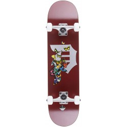 PRIMITIVE Skateboard Dirty P Colony 8.0 - Planche de Skate Professionnelle Complète