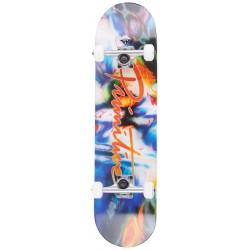 PRIMITIVE Skateboard Nuevo Melt 8.125 - Planche de Skate Professionnelle Complète