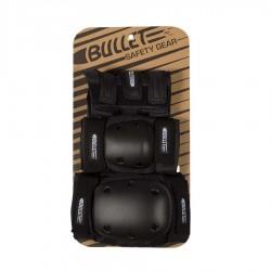 BULLET Adult Sets Black - Pack de Protection Pour Adulte