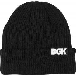 DGK Classic Beanie Black - Bonnet DGK