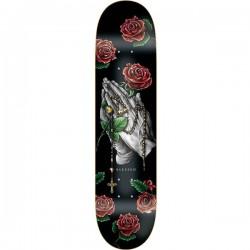 DGK Blessed Black 7.9 Deck Skateboard - Plateau de Skate Professionnel