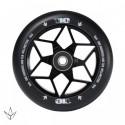 BLUNT Scooter Diamond 110mm Wheels Black - Roues Trottinette Freestyle