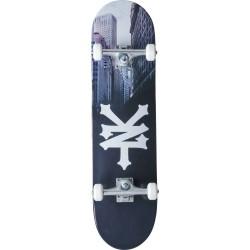 """ZOO YORK Skateboard Crackerjack 8.25"""" Wall Street - Planche de Skate Professionnelle Complète"""