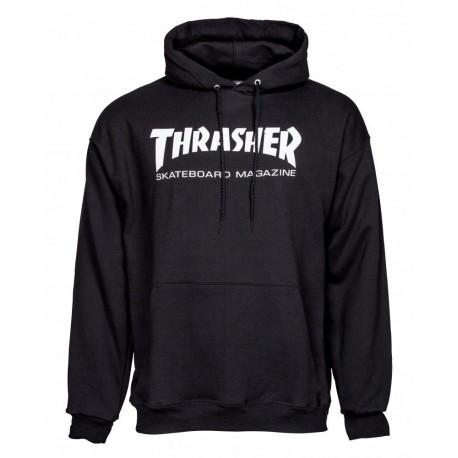 THRASHER Hoody Skate Mag Black - Sweat A Capuche Thrasher