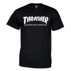 THRASHER Skate Mag Tee-shirt - Black