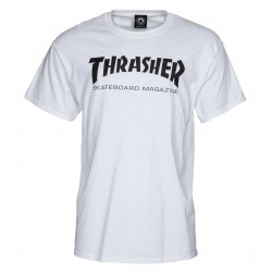 THRASHER Skate Mag Tee-shirt - White