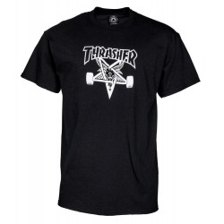 THRASHER Skategoat Tee-shirt - Black